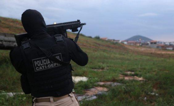 [Polícia Civil cumpre mandados contra facções em cinco cidades baianas]