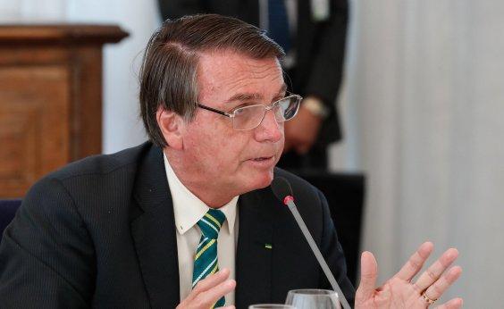 [Brasil é um 'país que resgatou a credibilidade lá fora', diz Bolsonaro]