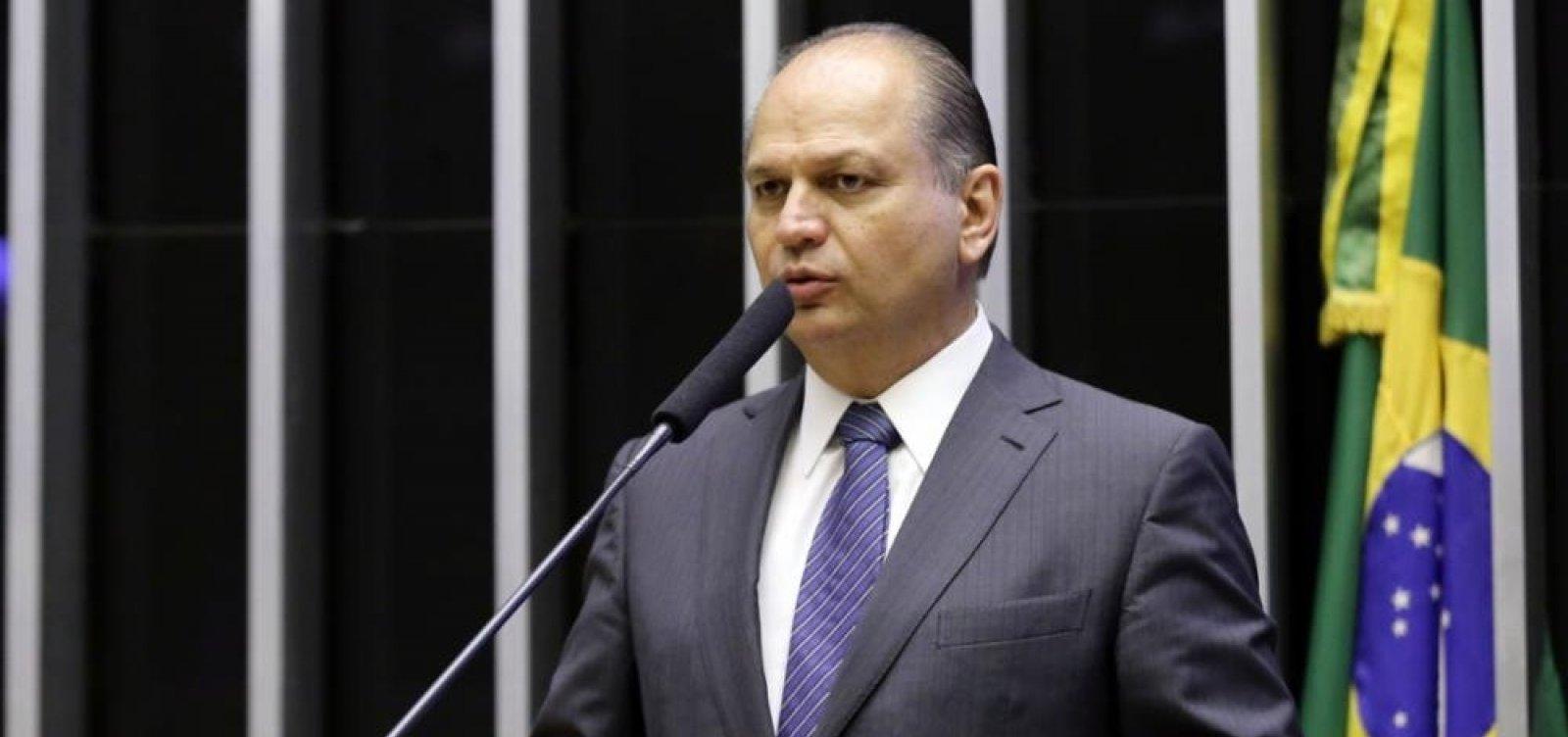 [Líder do governo diz que apresenta projeto de Constituinte antes de eleição]