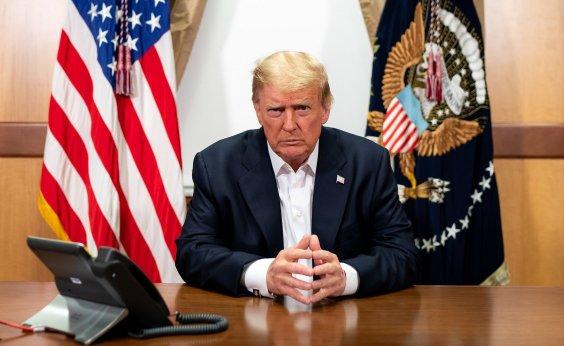 [Trump teve US$ 287 milhões em dívidas perdoadas desde 2010]