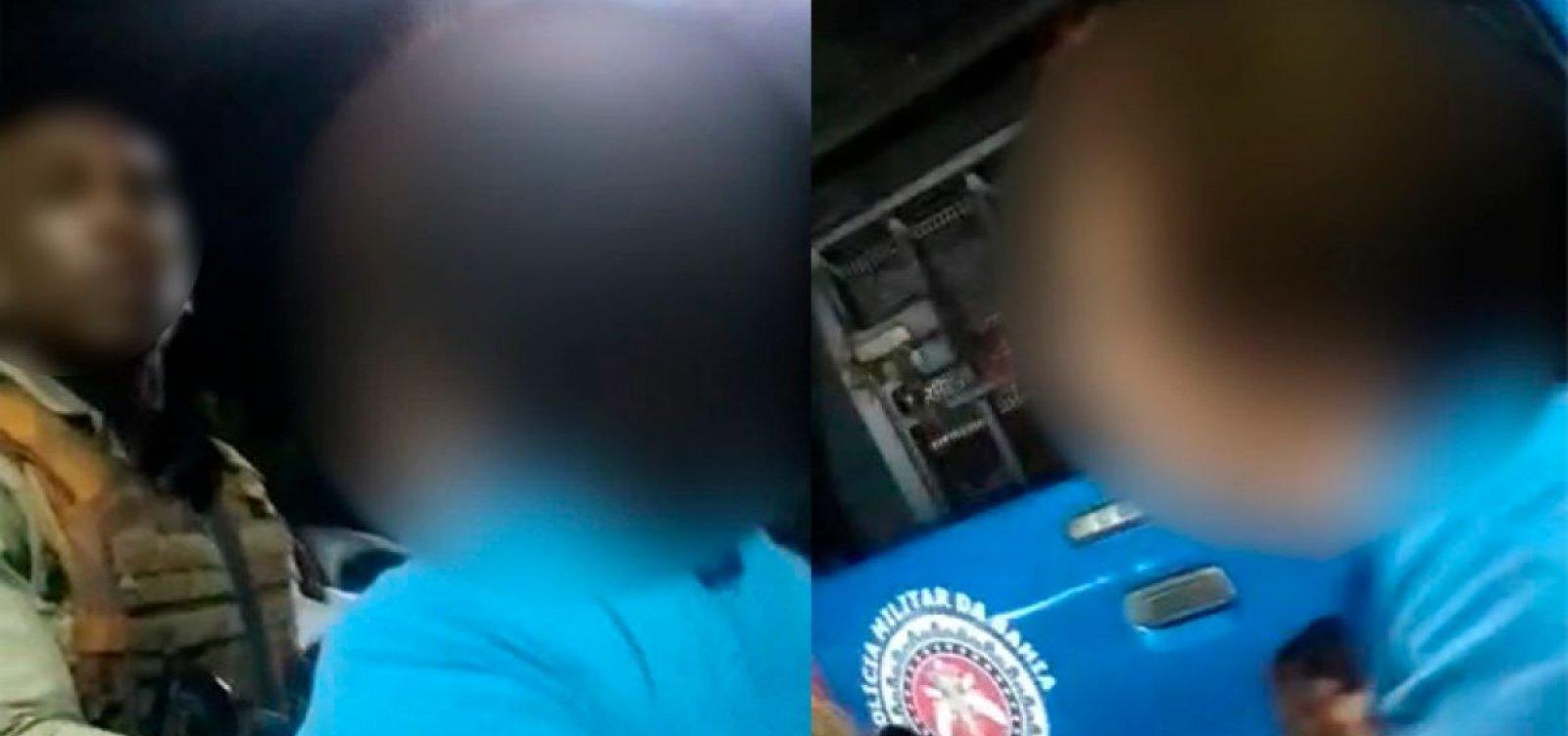 [PGE entra com ação no MP-BA contra mulher que chamou polical de 'macaco']