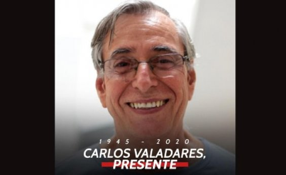 [Carlos Valadares deixa legado de atuação no poder público e dedicação à luta contra as injustiças]