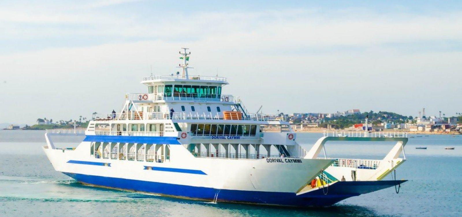 [Ferry-boat e lanchas Salvador - Mar Grande aumentam capacidade de passageiros para 75%]
