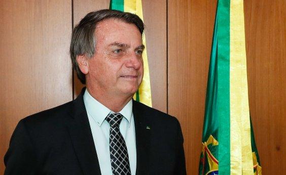 [Bolsonaro nega nova CPMF: 'Não tem aumento de imposto e ponto final']