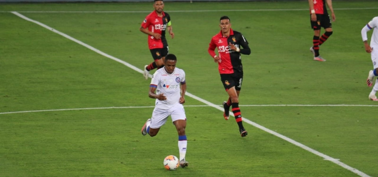 [Bahia perde para Melgar na primeira partida da segunda fase da Sul-Americana]