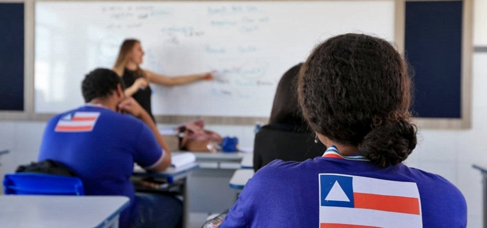 [Estado decreta férias coletivas para professores da rede estadual a partir de terça]