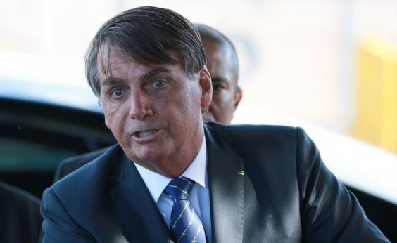 [Bolsonaro rebate Mourão sobre compra de vacina chinesa: 'A caneta Bic é minha']