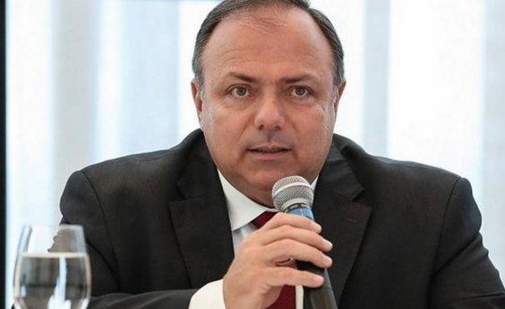 [Com Covid-19, ministro da Saúde Pazzuelo é internado em Brasília]