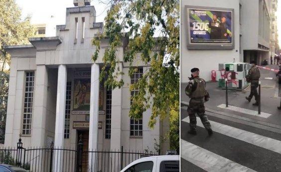 [Padre ortodoxo é baleado em Lyon, na França]