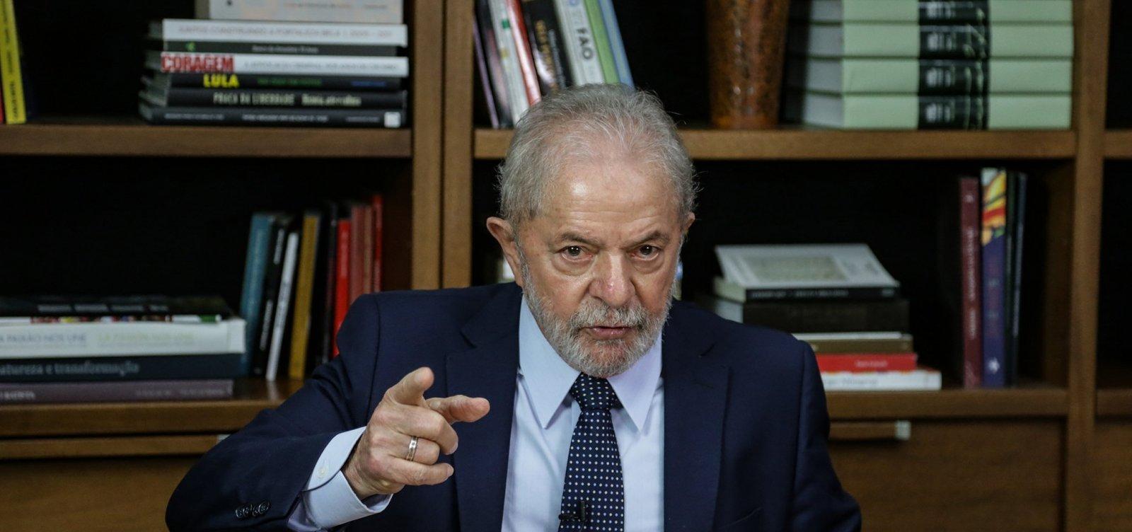 [Lula deve se mudar para Lauro de Freitas até o fim do ano]