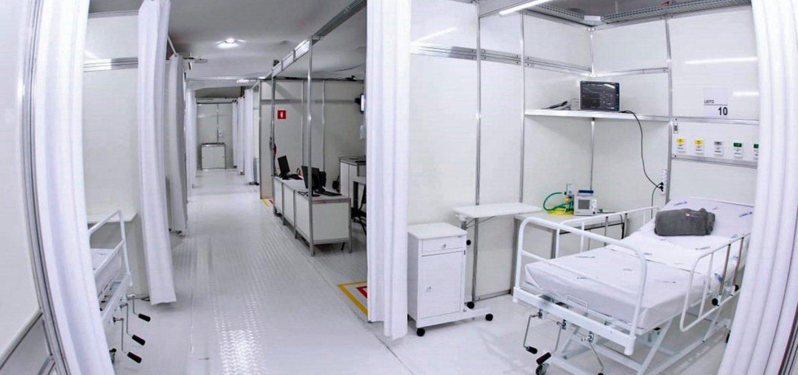 [Bahia registra mais 533 casos de Covid-19 e 22 mortes pela doença nas últimas 24h]