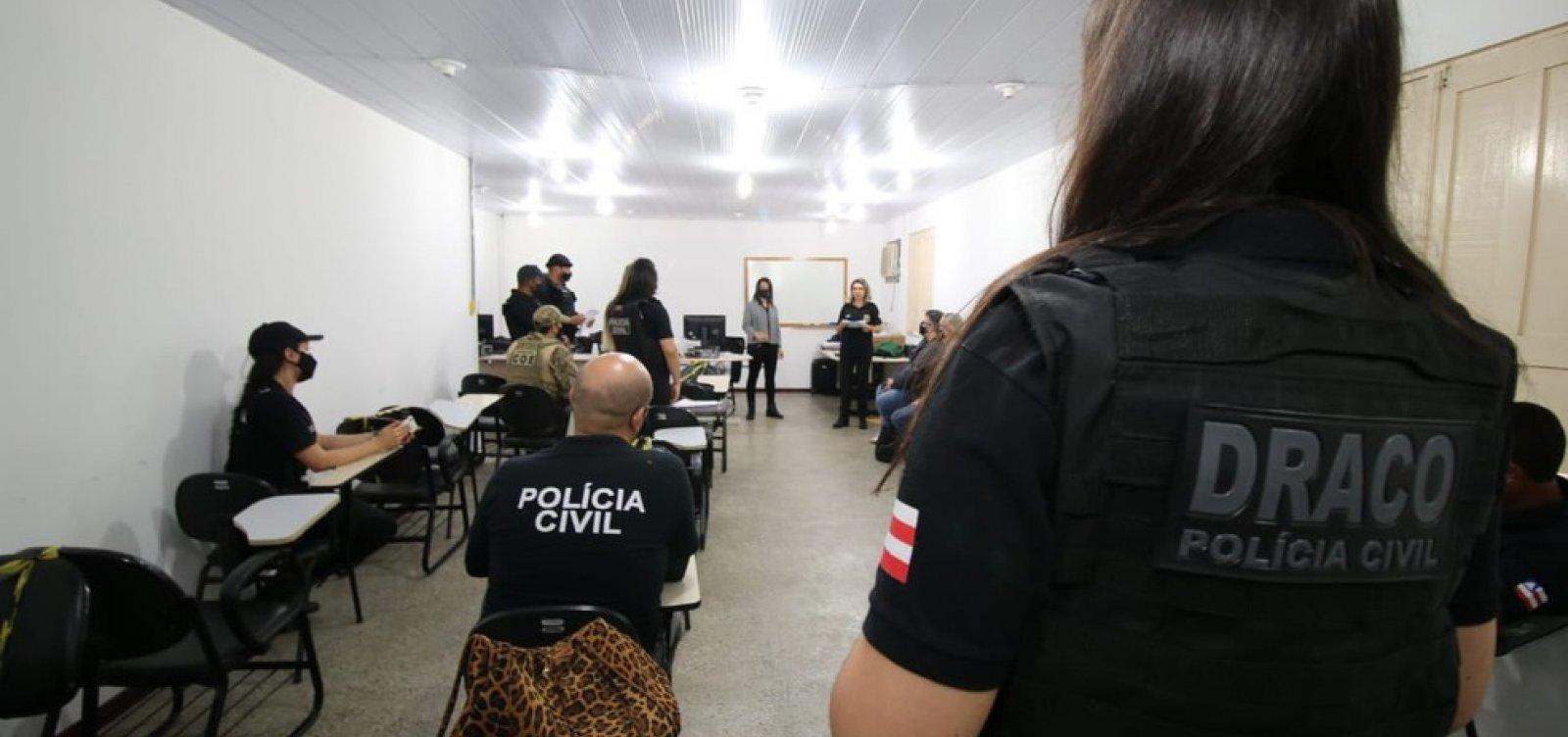[Operação contra fraudes em TVs por assinatura cumpre mandados em Salvador e Lauro de Freitas]
