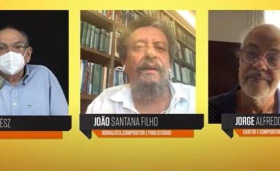 [João Santana e Jorge Alfredo retomam parceria em 'Suave Distopia']