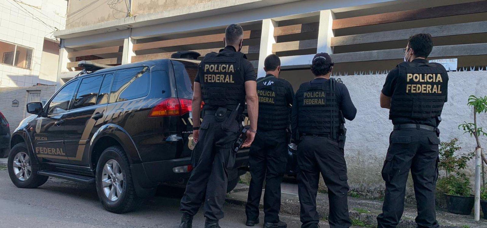 [Operação 'Primeira Parcela': PF combate fraudes no auxílio emergencial na Bahia]