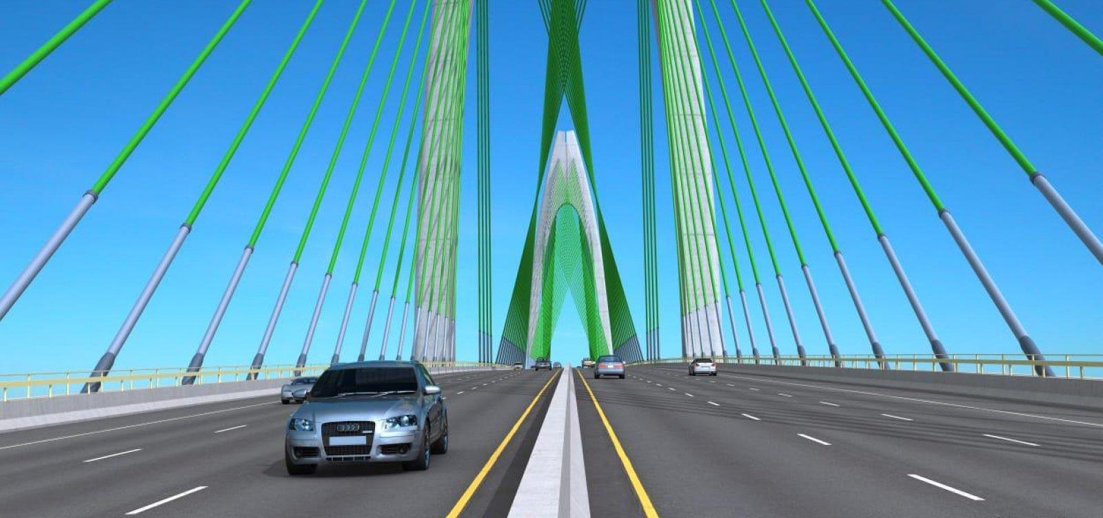 [Ponte Salvador-Itaparica: contrato das obras será assinado nesta quinta-feira]