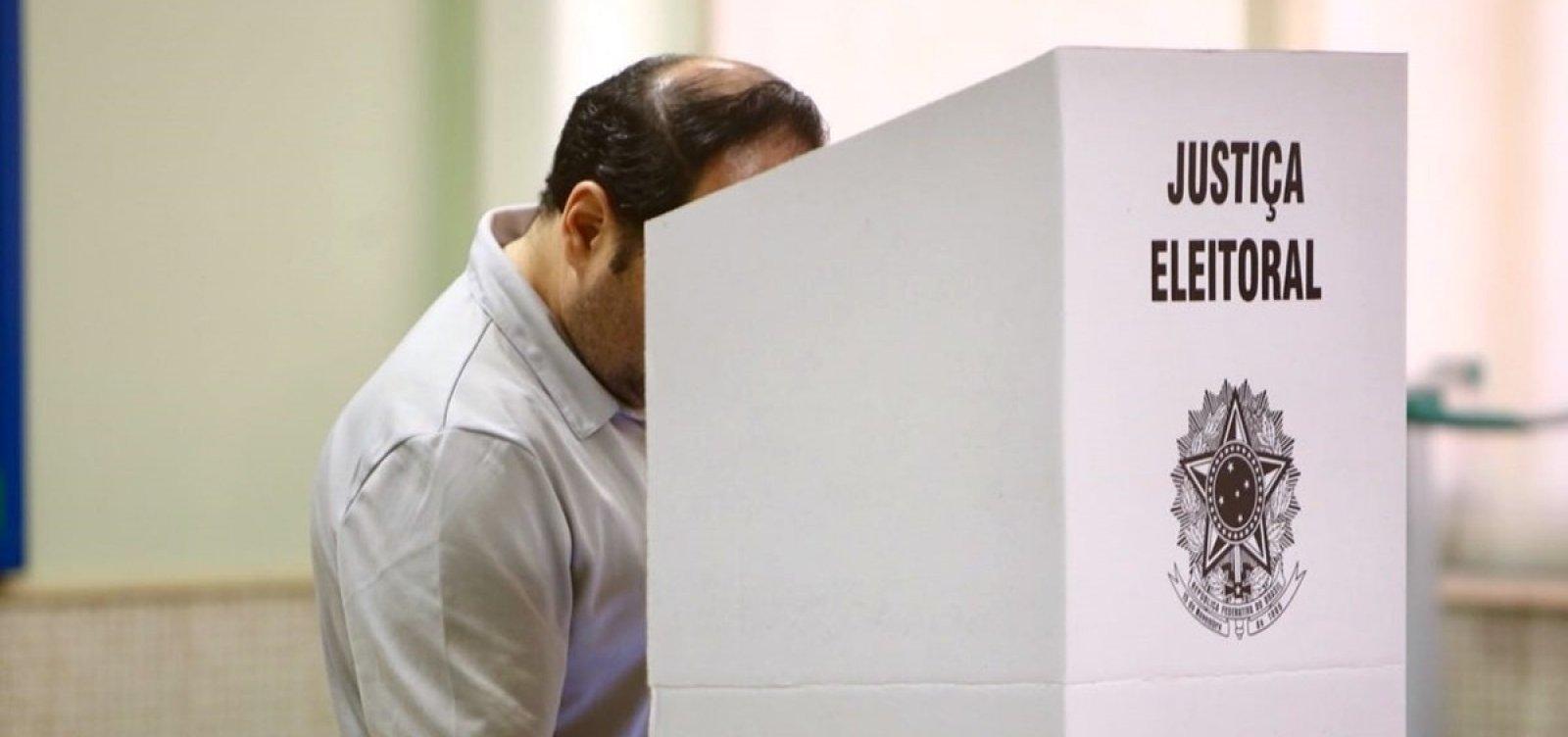 [A cinco dias das eleições, TRE-BA suspende atos políticos presenciais na Bahia  ]