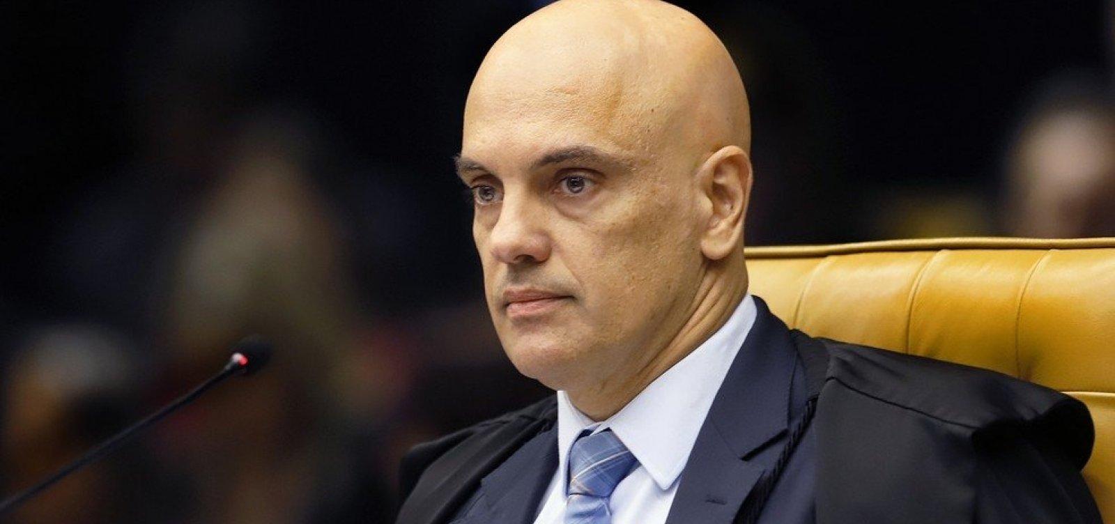 [Ministro Alexandre de Moraes é diagnosticado com Covid-19]