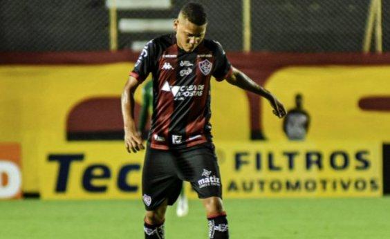 [Vitória volta a vencer na Série B e bate Figueirense no Barradão]
