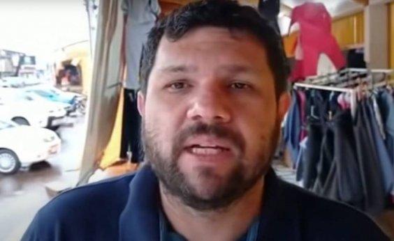 [Justiça suspende conta de blogueiro bolsonarista e impede compartilhamento de vídeo no WhatsApp]