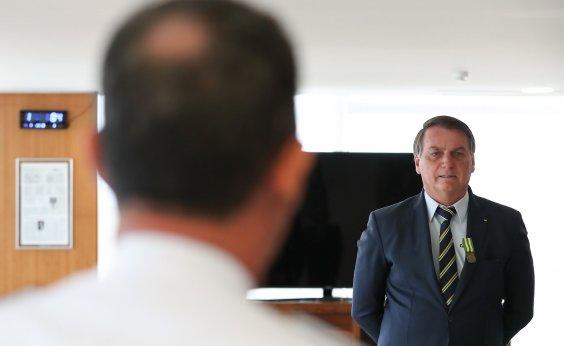 [Bolsonaro questiona sistema eleitoral e, sem provas, levanta dúvidas sobre resultado das eleições]