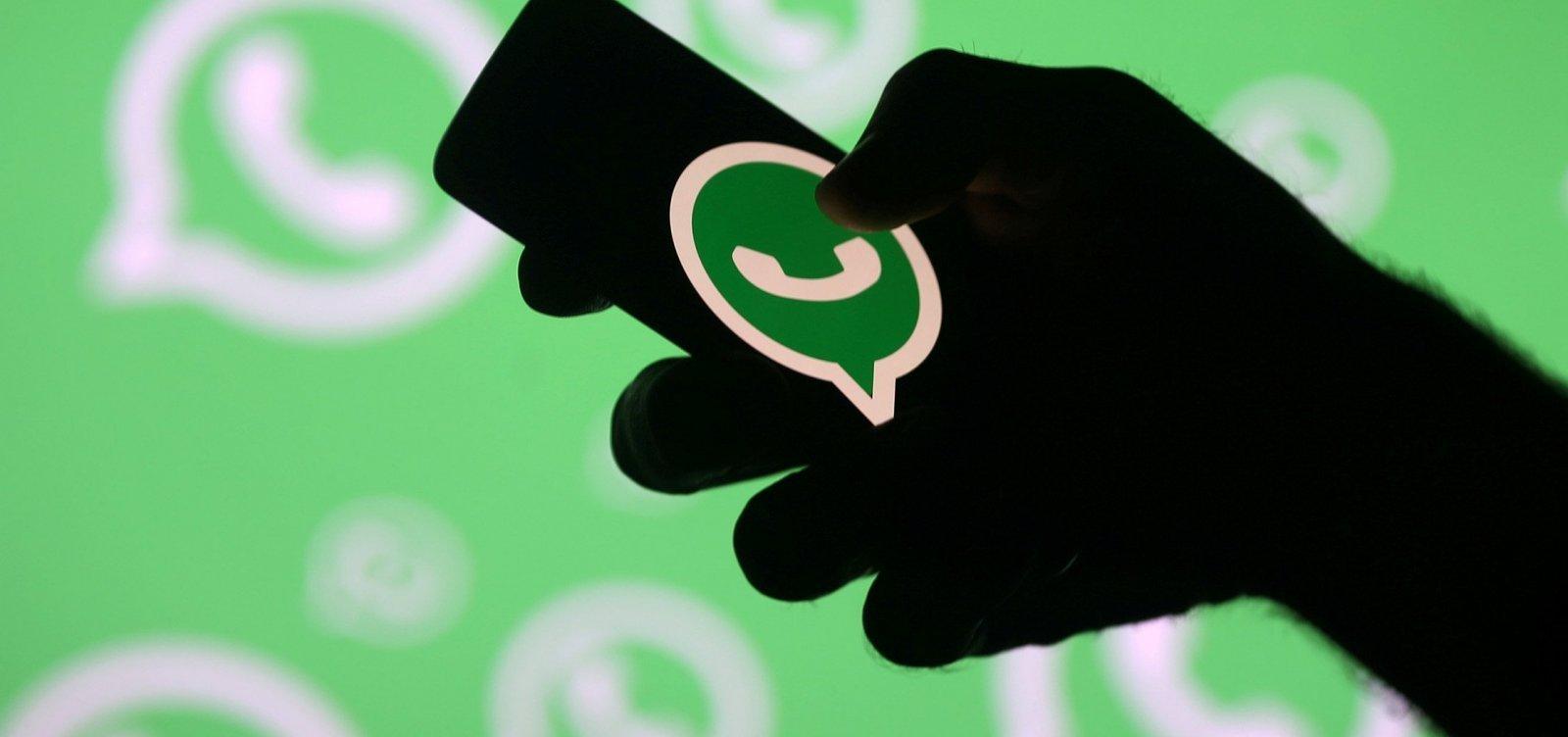 [WhatsApp baniu mais de mil contas por disparos em massa durante período eleitoral, diz TSE]